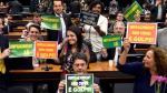 Congreso de Brasil da el primer paso para destituir a la presidenta Dilma Rousseff - Noticias de jose eduardo cardozo