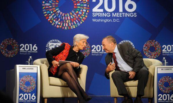 Se iniciaron Reuniones de Primavera 2016 del FMI y del Banco Mundial - Noticias de países de bajo ingreso