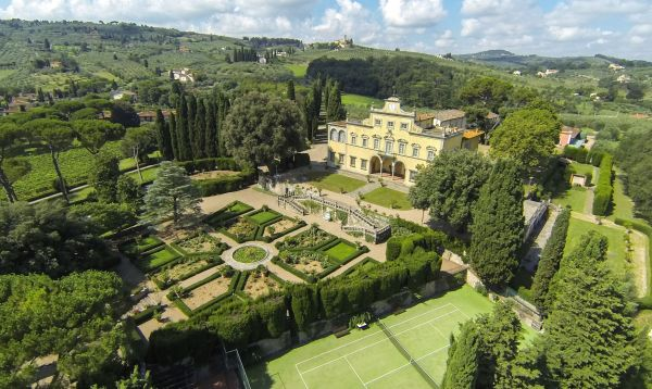 Venden la villa de la Gioconda en Italia - Noticias de mona lisa