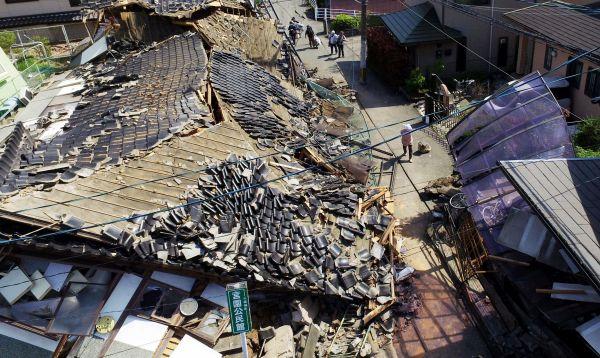 Terremoto de magnitud 7.1 sacude sur de Japón - Noticias de tsunami
