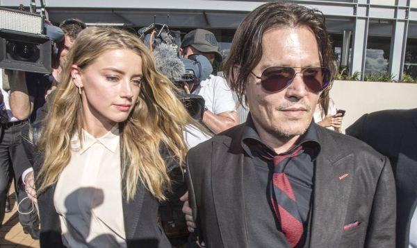 Esposa de Johnny Depp se declara culpable por entrada ilegal de sus perros a Australia - Noticias de johnny depp
