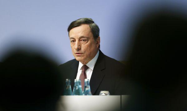 Mario Draghi: BCE comenzará a comprar bonos corporativos en junio - Noticias de mario draghi
