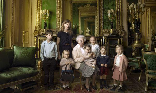 Famosa fotógrafa Leibovitz retrata a la reina Isabel II para su cumpleaños - Noticias de annie leibovitz