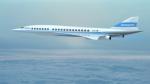 Boom, el avión que será 2.6 veces más rápido que los actuales - Noticias de richard branson