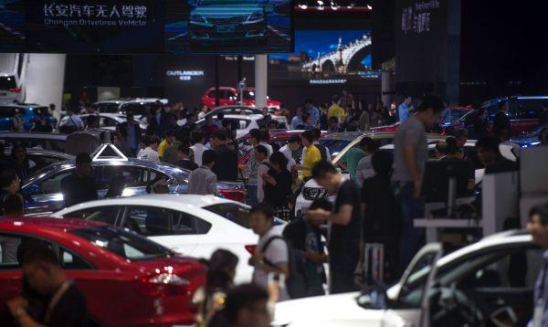 Salón del Automóvil de Pekín abre sus puertas en un mercado muy disputado - Noticias de autos nuevos
