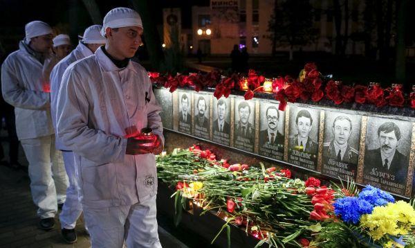Ucrania conmemora los 30 años del desastre nuclear de Chernóbil - Noticias de desastres