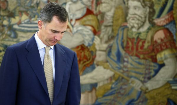 Rey de España comunica al Parlamento la necesidad de nuevas elecciones - Noticias de mariano alvarez