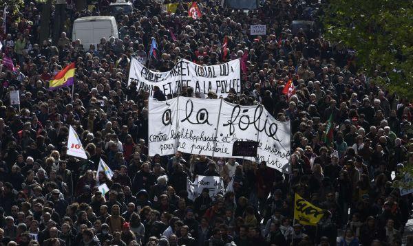 Nuevas manifestaciones de trabajadores y estudiantes en Francia contra reforma laboral - Noticias de reforma laboral