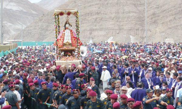 Arequipa: 220,000 fieles participarán en festividades de Virgen de Chapi - Noticias de arequipa