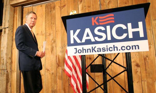 John Kasich anuncia su retiro de la campaña para ser nominado candidato presidencial  republicano en EE.UU. - Noticias de ted cruz