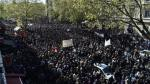 Manifestaciones en todo el mundo con motivo del Día del Trabajo - Noticias de pensiones