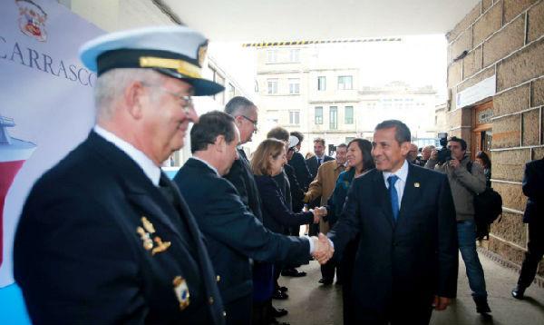 España: Humala invita a empresarios a invertir en el Perú - Noticias de pueblos andinos