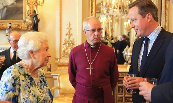 Cameron en encuentro con la Reina Isabel II: Nigeria y Afganistán son los países más corruptos del mundo - Noticias de isabel ii
