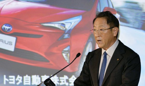 Toyota prevé caída de 35% en sus ganancias para año fiscal hasta marzo del 2017 - Noticias de tokio;japón