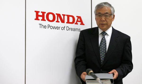 Honda Motors reporta pérdidas en primer trimestre por cambio masivo de bolsas de aire - Noticias de tokio;japón