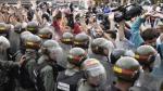 Opositores venezolanos exigieron en las calles referendo contra Maduro - Noticias de venezuela 2013