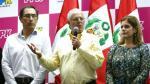 PPK aclara que no tiene alianzas con otros partidos pese al apoyo de excandidatos - Noticias de martin vizcarra; keiko fujimori; ppk; encuestas