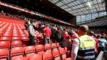 Evacúan estadio Old Trafford del Manchester United por posible amenaza de bomba - Noticias de sir alex ferguson
