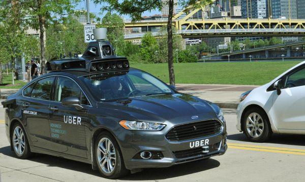 Uber comienza a probar un vehículo sin conductor en EE.UU. - Noticias de vehiculos autonomos