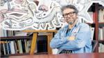 """Liniers: """"Uno tiene que entender las reglas del arte y saber que hay que romperlas"""" - Noticias de pastas"""