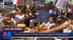 """PPK llega a Piura para el debate con Keiko Fujimori y denuncia """"guerra sucia"""" - Noticias de alto piura"""