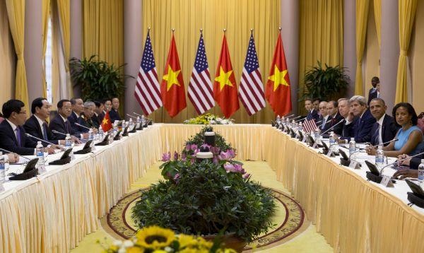 EE.UU. levanta embargo de armas a Vietnam en medio de fuertes tensiones en Asia - Noticias de asia meridional