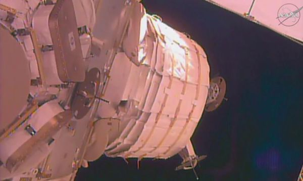 NASA infla una nueva sala experimental en estación espacial - Noticias de robert bigelow