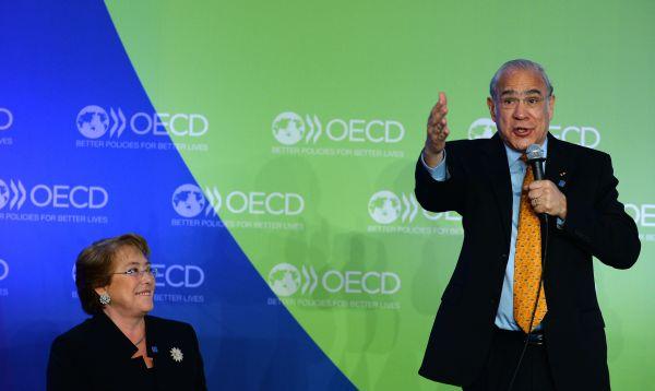 """OCDE urge a tomar medidas para """"salir de la trampa del crecimiento débil"""" - Noticias de economía global"""