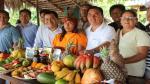 Campesinos del Vraem exponen cultivos alternativos a siembra de la hoja de coca - Noticias de empresa huari palomino
