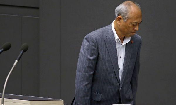 Renuncia gobernador de Tokio por escándalo sobre fondos para Juegos del 2020 - Noticias de tokio