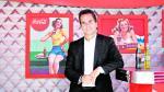 """Ezequiel Fernández-Sasso, country manager de Coca-Cola Perú: """"No le tengo miedo a nada"""" - Noticias de marco antonio solÍs"""