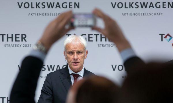 VW apuesta por autos eléctricos para borrar mancha de diésel trucados - Noticias de transporte