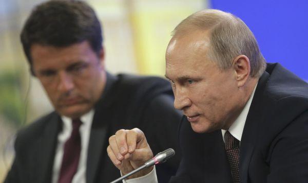 Vladimir Putin da un pequeño paso hacia Europa tras dos años de sanciones - Noticias de rusia