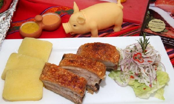 Perú celebra el Día del Chicharrón de Cerdo - Noticias de día nacional del chicharrón de cerdo