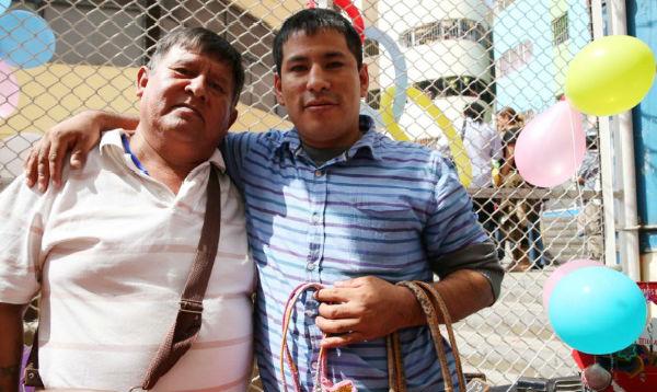 Día del Padre adelantó celebración en la prisión - Noticias de almuerzo de confraternidad