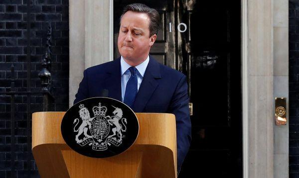 David Cameron dice que renunciará en octubre tras victoria de Brexit - Noticias de brexit