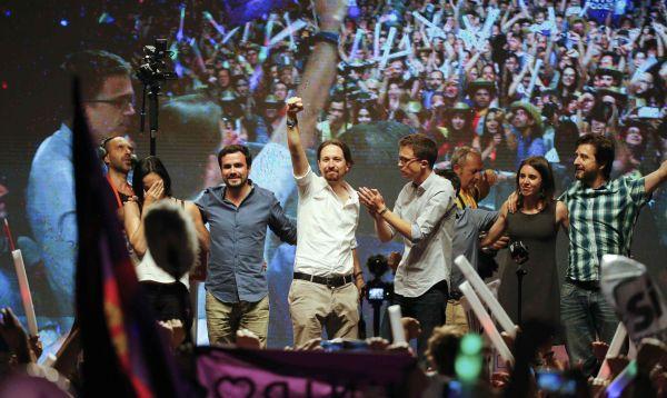 Podemos se convirtió en la segunda formación política de España - Noticias de mariano rajoy
