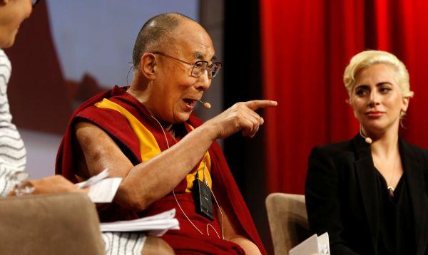 Dalai Lama y Lady Gaga fueron los protagonistas en Conferencias de Alcaldes de EE.UU. - Noticias de lady gaga