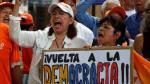OEA concluye sin decisión su sesión sobre la Carta Democrática y Venezuela - Noticias de santos maduro