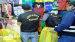 Sunat incautó 10 toneladas de ropa usada valorizada en más de medio millón de soles - Noticias de delitos aduaneros