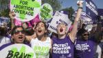 Resonante victoria de defensores del derecho al aborto en EE.UU. - Noticias de locales clandestinos