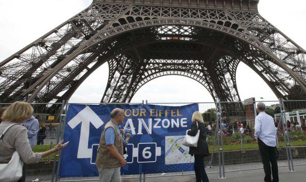 Cierran la Torre Eiffel por nueva jornada de movilización en Francia - Noticias de reforma laboral