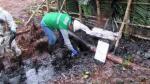 Petroperú aún desconoce por qué se produjo nuevo derrame de petróleo en la selva - Noticias de manuel pulgar vidal