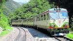 Fondo Carlyle adquiere el 100% de Inca Rail - Noticias de plan cóndor