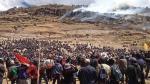 ¿Qué regiones concentran más del 50% de los conflictos sociales en el Perú? - Noticias de jose arista