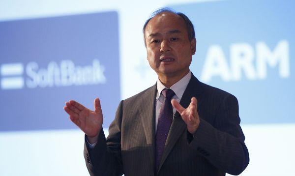 Japonés SoftBank compra británico ARM aprovechando devaluación de la libra - Noticias de brexit