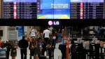 Río 2016: Nuevas medidas de seguridad causan congestionamientos en aeropuertos de Brasil - Noticias de huelga