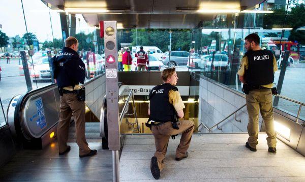 Varios muertos en tiroteo en centro comercial en Alemania - Noticias de alemania
