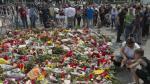 Alemania: un sirio asesina a una persona y hiere a otras dos con un machete - Noticias de policias muertos