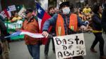 AFP: Más de 100,000 chilenos protestan contra el sistema de fondos de pensiones - Noticias de la gran familia